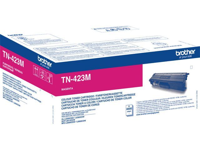 Toner Brother TN423M HC 4K magenta