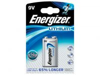 Batterij Energizer Ultimate Lithium 9V