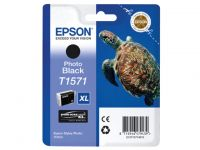 Inkjet Epson T1571 photo zwart