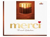 merci Chocolade assorti Finest Selection, inhoud 250g (pak 250 gram)