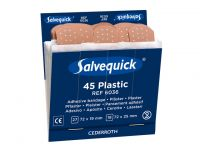 Pleister Salvequick waterproof/ds 6x45