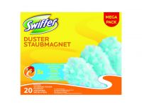 Dusters Swiffer stoffers navulling/pk20